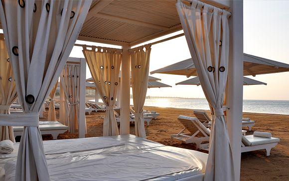 Hurghada - SUNRISE Romance Sahl Hasheesh Resort 5*