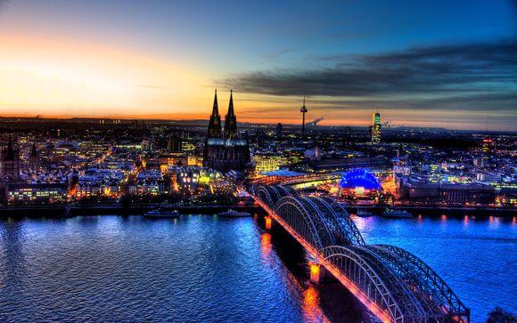Lungo il romantico Reno: Nel cuore dell'Europa