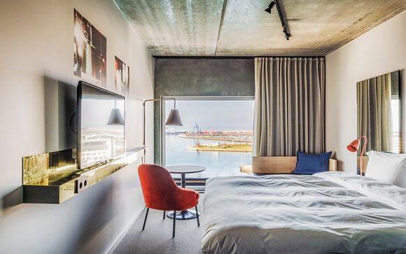 Lo Story Hotel Studio Malmo 4*