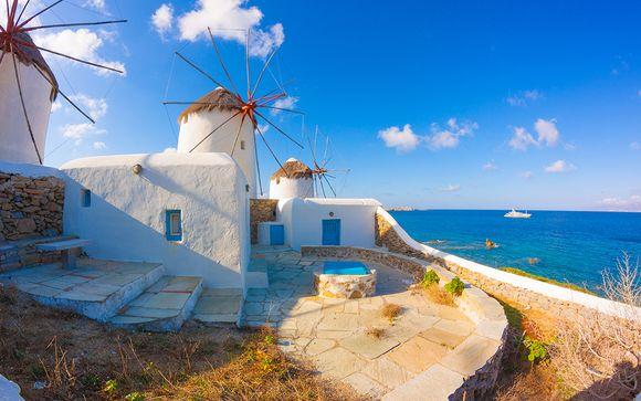 Alla scoperta di Mykonos
