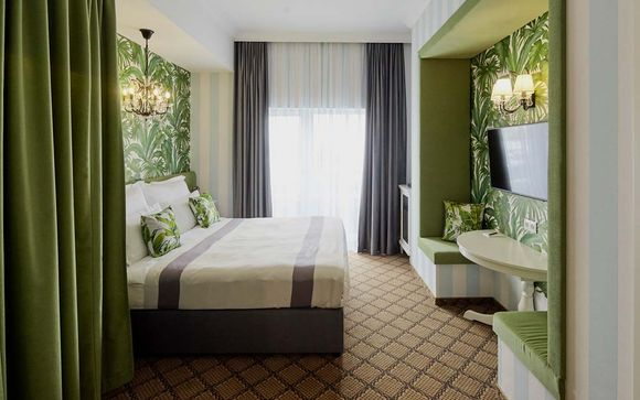 Il Mystery Hotel Budapest 5*