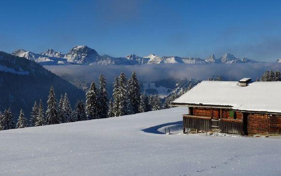 Alla scoperta di Gstaad in Svizzera