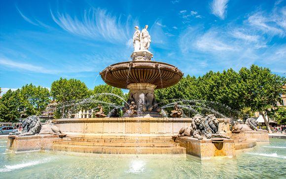 Alla scoperta di Aix en Provence