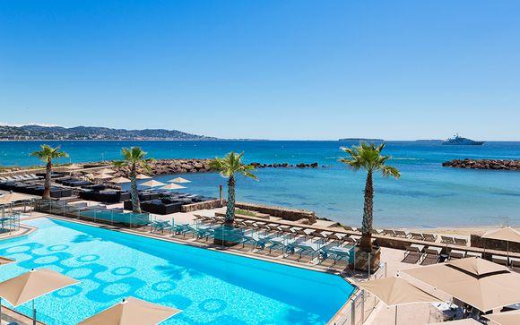 Hotel Pullman Cannes Mandelieu Royal Casino 4*