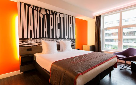 The Manor Amsterdam Hotel 4*