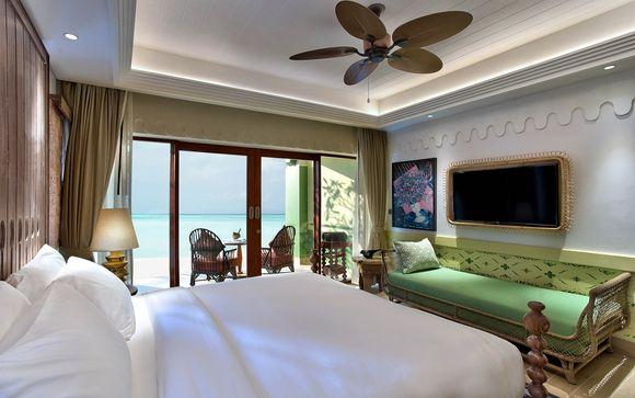 SAii Lagoon Maldives, Curio Collection by Hilton 5*