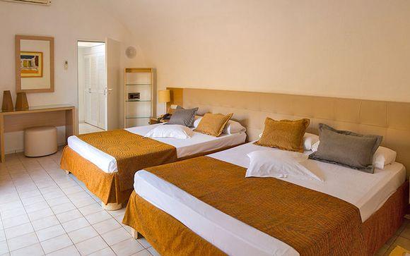 THE Suite Hotel Risco del Gato 4*