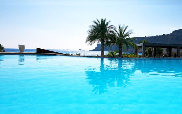 Aquagrand of Lindos, Exclusive Deluxe Resort & Spa - Adults Only 5*