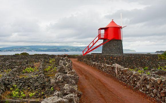 L'itinerario 7 notti - tour delle 3 isole