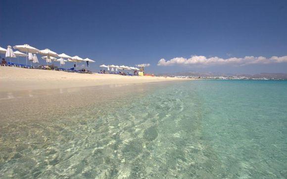 Isola di Naxos - Il Nicolaus Club Prime Naxian 4*