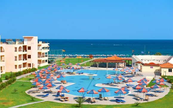 Eden Village Myrina Beach 4*