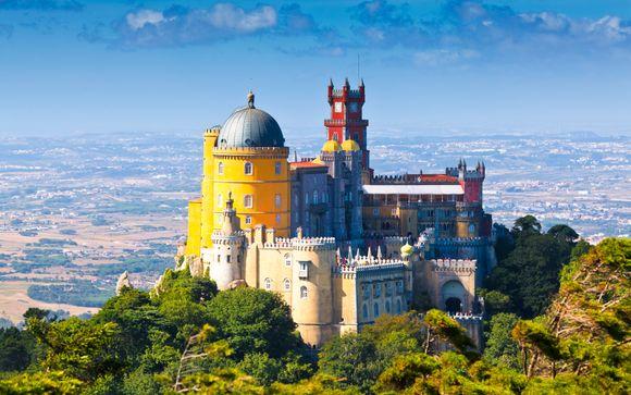 Tour guidato Portogallo & Santiago de Compostela da Lisbona