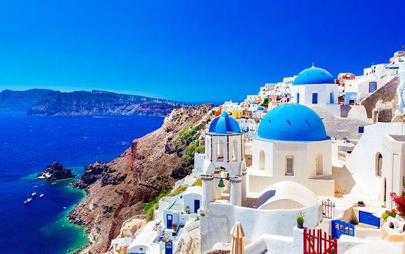 Alla scoperta di Santorini e Creta