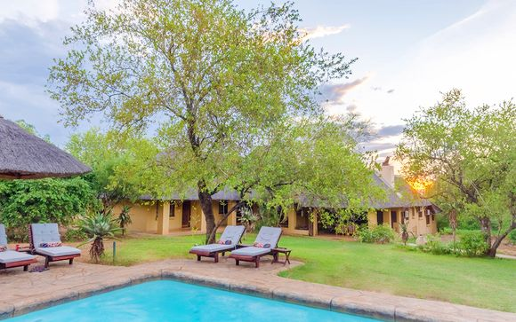 Il Royal Kruger Lodge and Spa 4*