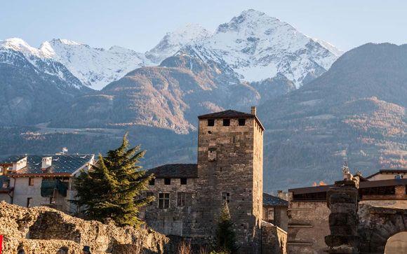 Alla scoperta di Aosta