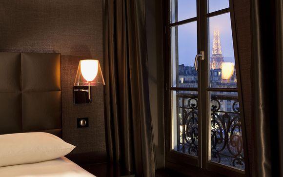 First Hotel Paris Tour Eiffel 4*