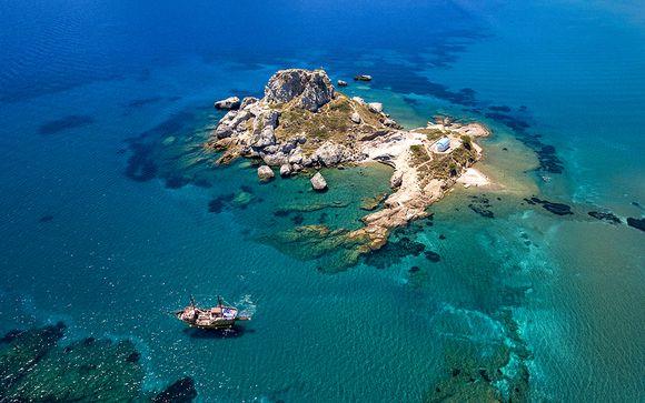 Alla scoperta del Mar Egeo in Caicco