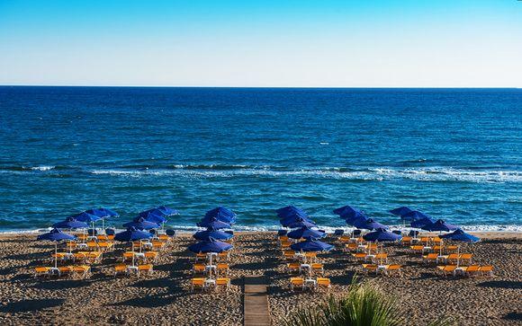 Enorme Armonia Beach 4*