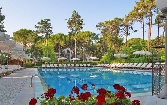Hotel Greif Wellness & Beauty 5*