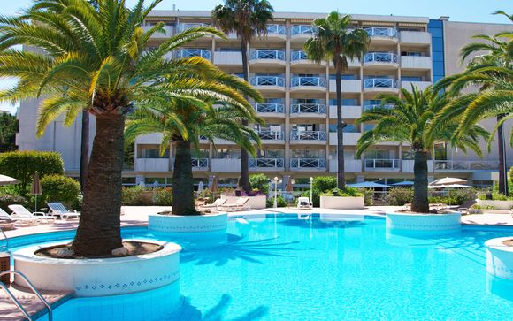 AC Hotel by Marriott Ambassadeur Antibes 4*
