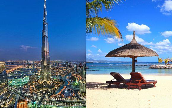 Hyatt Regency Dubai 5* & InterContinental Mauritius 5*