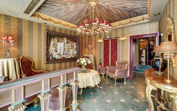Villa Royale 4*