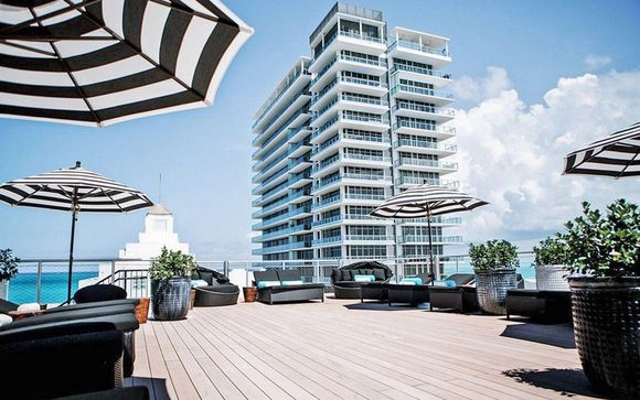 Hotel Croydon Miami Beach 4* (o similare)