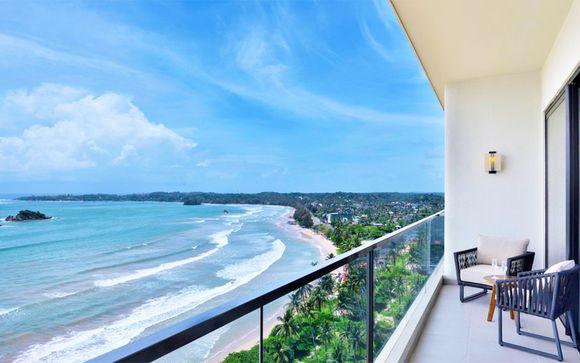 Estensione mare  Weligama Bay Marriott Resort & Spa