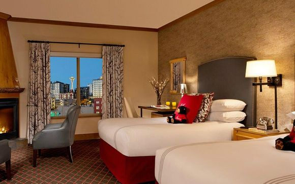 Seattle - The Edgewater Hotel 4*