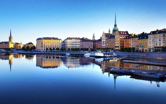 Alla scoperta di Stoccolma e Granö