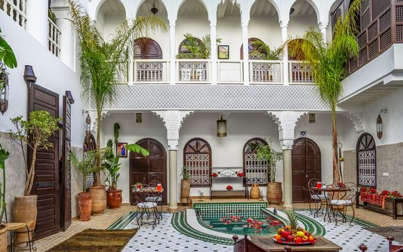 Oriental Glory Riad & Spa - Adults Only