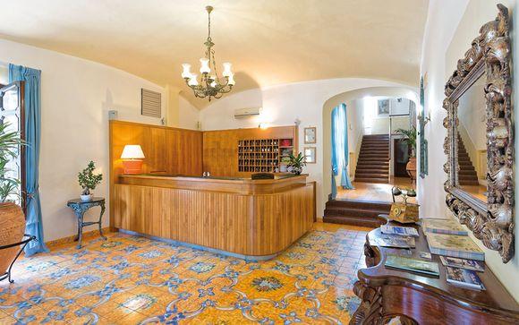 L'Hotel Zaro 4*