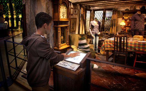 Ingresso agli Harry Potter Studios