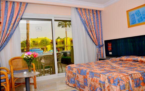 Hurghada - Palm Beach Resort 4*