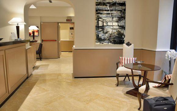 L'Hotel Apogia Lloyd Rome