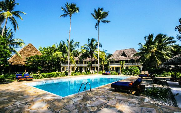 Michamvi Sunset Bay Zanzibar + possibile soggiorno a Stone Town ...