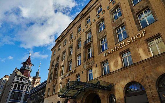 Steigenberger Grandhotel Handelshof 5*