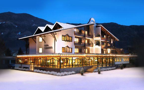 Ferien & Wellnesshotel Windschar 4*