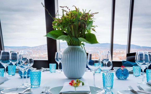 Radisson Blu Plaza Hotel Oslo 4*