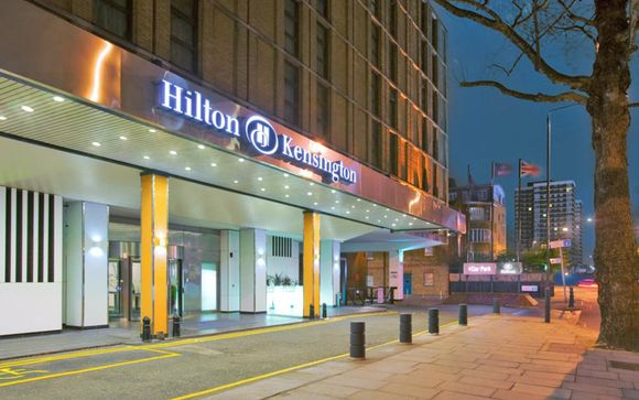 Hotel  Hilton London Kensington 4* o similare