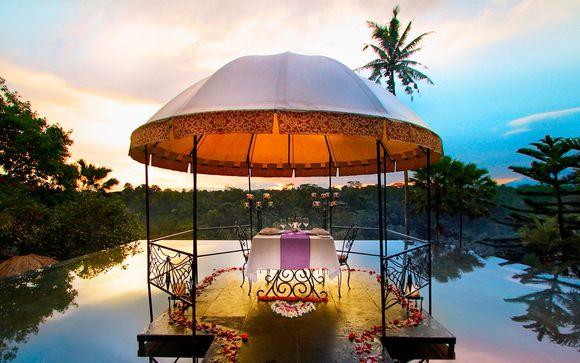 Affascinante Ubud e relax sulla spiaggia di Jimbaran a 5*