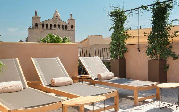 Hotel Antigua Palma