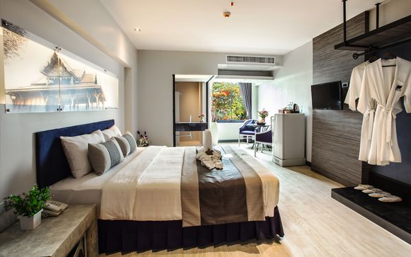 Bangkok - Nouvo City Hotel 4*