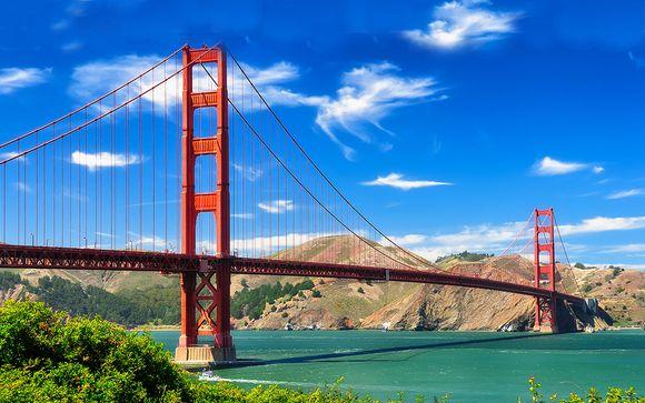 I panorami incantati dell'ovest americano in tour