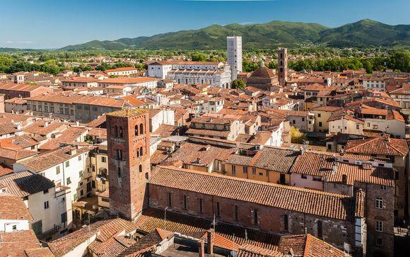 Alla scoperta di Lucca
