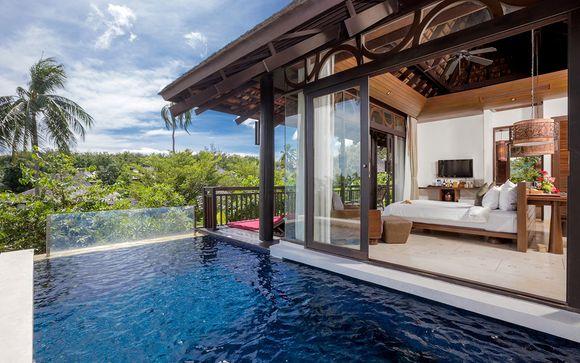 The Vijitt Resort 5* più possibile soggiorno a Bangkok