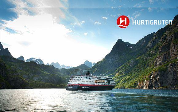 La costa norvegese con Hurtigruten - Speciale Estate 2019