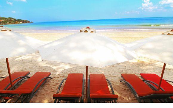 Jimbaran - Il Kupu Kupu Jimbaran Hotel & Beach Club by L'OCCITANE 5*