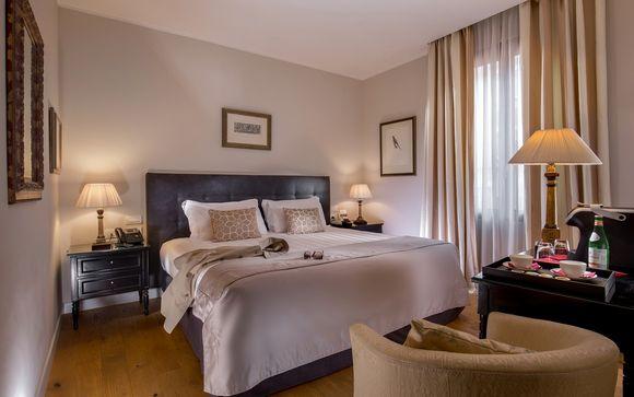 Il Hotel Monte Cenci 4*