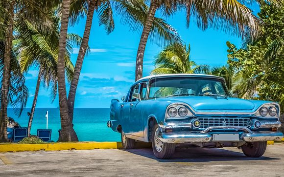 L'Avana e Trinidad in Casa Particular + Hotel Valentin Perla Blanca 4*S a Cayo Santa Maria - Adults Only